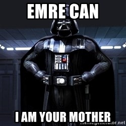 Bitch Darth Vader - Emre can I am your Mother