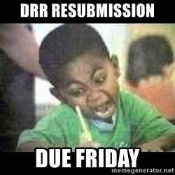 Black kid coloring - DRR RESUBMISSION  DUE FRIDAY