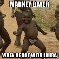 Little Black Kid - MarKey bayer When he Got with laura