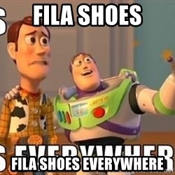 Xx Everywhere - Fila shoes fila shoes EVERYWHERE