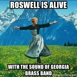 Look at all the things - roswell is alive with the sound of georgia brass band