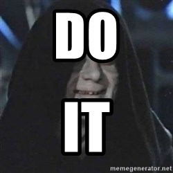 Sith Lord - Do IT