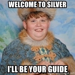 welcome to the internet i'll be your guide - Welcome to silver i'll be your guide