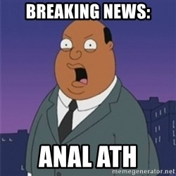 ollie williams - BREAKING NEWS: ANAL ATH