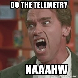 Arnold - Do the Telemetry        Naaahw