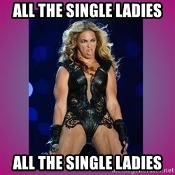 Ugly Beyonce - All the single ladies All the single ladies