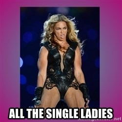 Ugly Beyonce -  All the single ladies