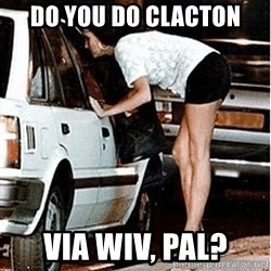 Karma prostitute  - Do you do Clacton Via WIV, Pal?