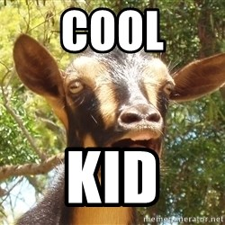 Illogical Goat - Cool Kid