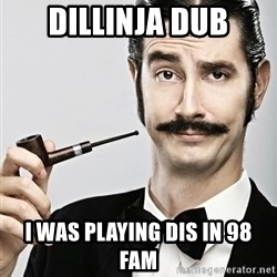 Snob - dillinja dub I was playing dis in 98 fam