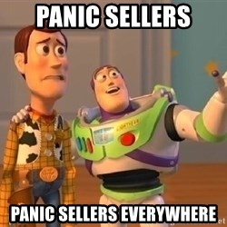 buzz lightyearr - panic sellers panic sellers everywhere