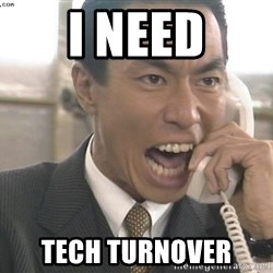 Chinese Factory Foreman - I need Tech turnover