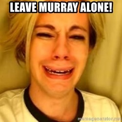 You Leave Jack Burton Alone - Leave Murray Alone!