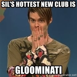 SNL Stefon - Sil's hottest new club is Gloominati