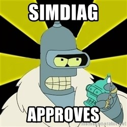 Bender IMHO - SimDiag Approves