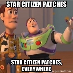 Tseverywhere - Star citizen patches Star citizen patches, Everywhere