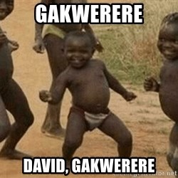 Success African Kid - Gakwerere David, gakwerere