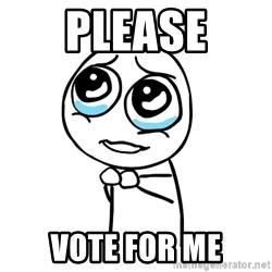 pleaseguy  - please vote for me