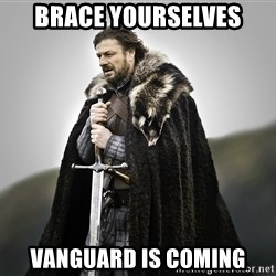 ned stark as the doctor - BRACE YOURSELVES VANGUARD IS COMING