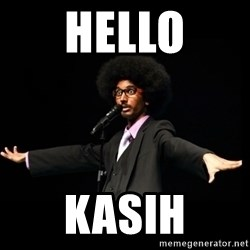 AFRO Knows - Hello Kasih
