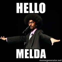 AFRO Knows - Hello Melda