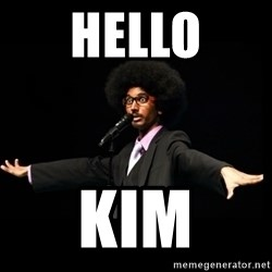 AFRO Knows - Hello Kim