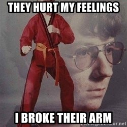 Karate Kyle - THEY HURT MY feelings I Broke THEIR arm