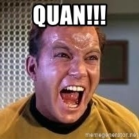 Screaming Captain Kirk - QUAn!!!