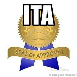 official seal of approval - Ita