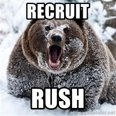 Cocaine Bear - RECRUIT RUSH