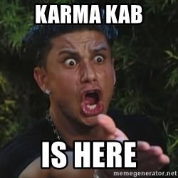 Pauly D - KARMA KAB is HERE