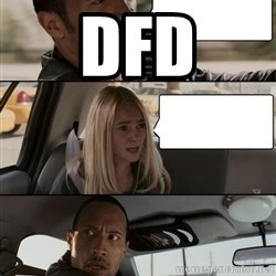 The Rock driving - dfd