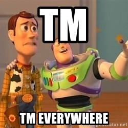 Consequences Toy Story - TM TM Everywhere