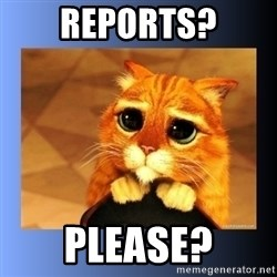 puss in boots eyes 2 - reports? Please?