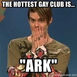 "SNL Stefon - The hottest gay club is... ""ARk"""