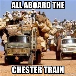 BandWagon - All aboard the Chester train