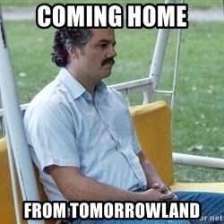 Pablo narcos swing - Coming home  From tomorrowland
