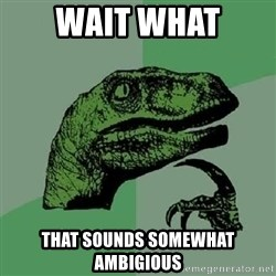 Philosoraptor - wait what that sounds somewhat ambigious