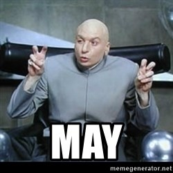 dr. evil quotation marks -  may