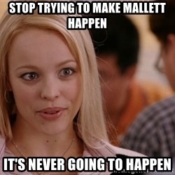 Fetch - Stop Trying to Make Mallett Happen It's Never going to happen
