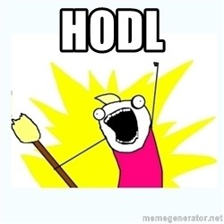 All the things - HODL