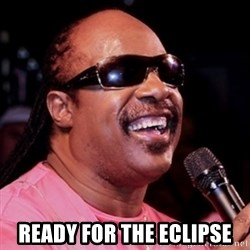 stevie wonder -  ready for the eclipse