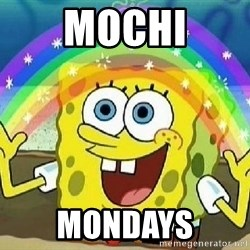 Imagination - mochi mondays
