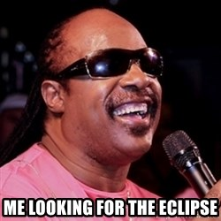 stevie wonder -  me looking for the eclipse