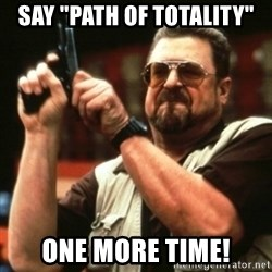 "john goodman - Say ""Path of totality"" one more time!"