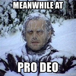 Frozen Jack - Meanwhile at pro deo
