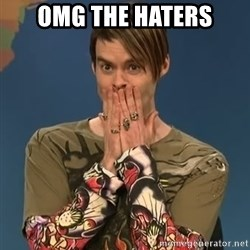 SNL Stefon - Omg the Haters