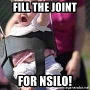little girl swing - Fill the joint For nsilo!