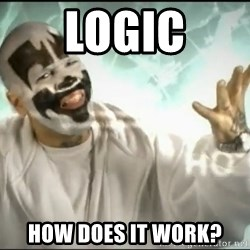Insane Clown Posse - Logic How does it work?