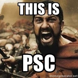 300 - THIS IS PSC